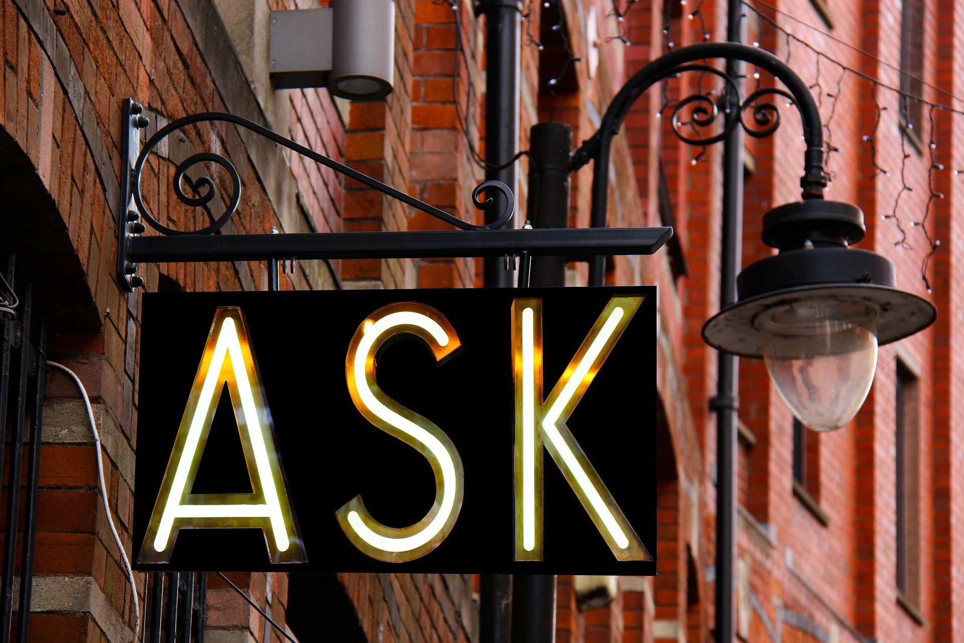 Origin Questions to Ask